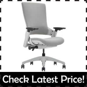 CLATINA Office Chair with 3D armrest