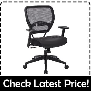 Space Seating Air Grid Office Chair