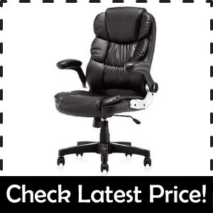 KERMS High Back Office Chair
