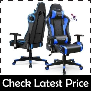 GTRACING GT890M - Most Comfortable Chair for