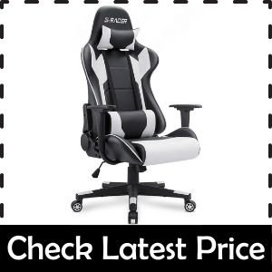Homall Gaming Chair - Cheap Gaming Chair for Long Hours