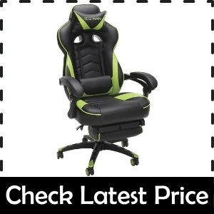 RESPAWN RSP-110 - Best Gaming Chair with Back Support for Long Hours