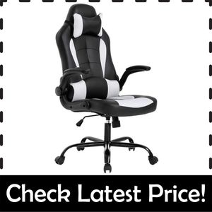 BestOffice PC Gaming Chair – Best Cheap Gaming Chair with Lumbar Support