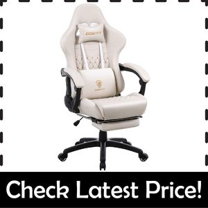 Dowinx Gaming Chair – Best Chair for Lower Back and Hip Pain