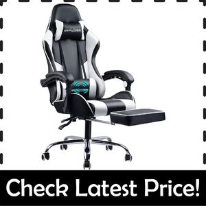 GTPLAYER Gaming Chair – Best Budget Gaming Chair to Reduce Back Pain