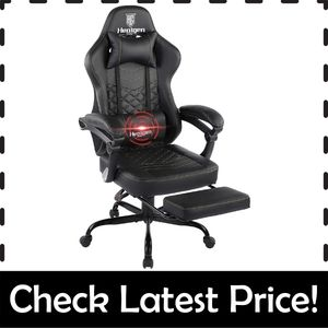 HEALGEN Gaming Chair – Reasonable Gaming Chair with Proper Lumbar Support