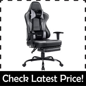 VON RACER Massage Gaming Chair – Long-Lasting Gaming Chair 2021