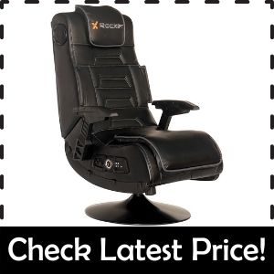 X Rocker Pro Series—Best Pedestal Gaming Chair for Consoles